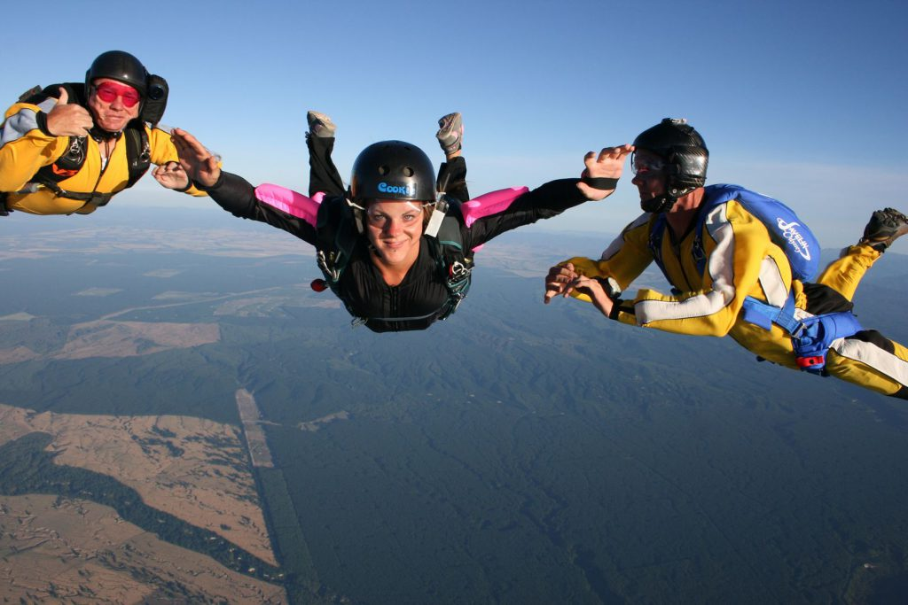Learn to Skydive | Taupo Tandem Skydiving