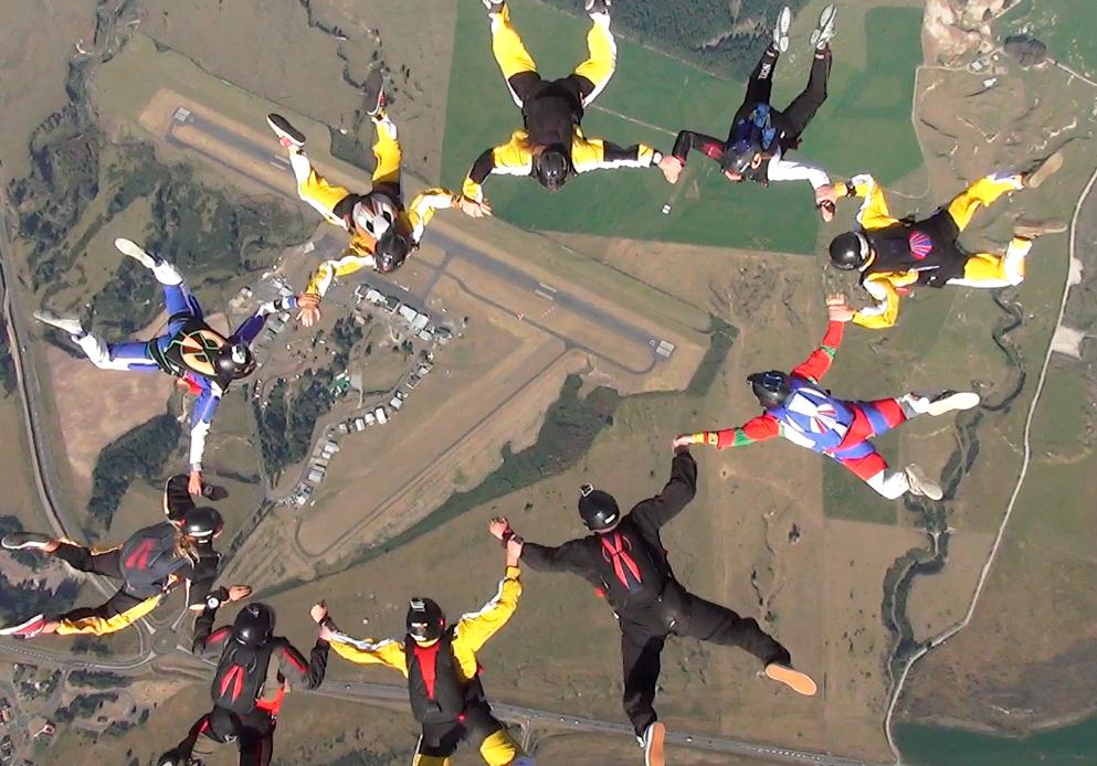 Sports Skydiving | Taupo Tandem Skydiving